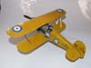 HAWKER FURY Mk I [model bulit by Borys Szczypka]